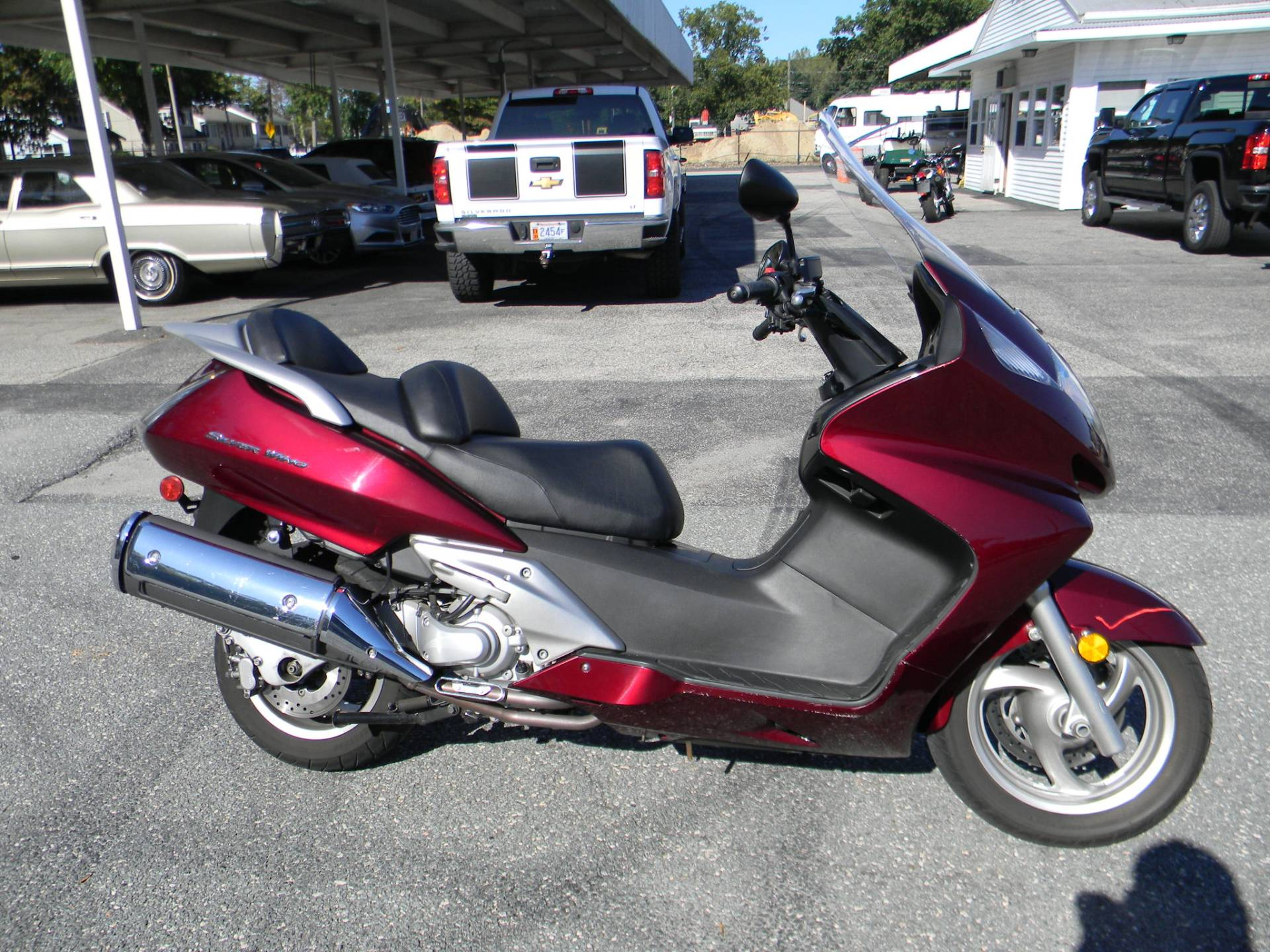 2009 Honda Silver Wing® in Springfield, Massachusetts - Photo 1