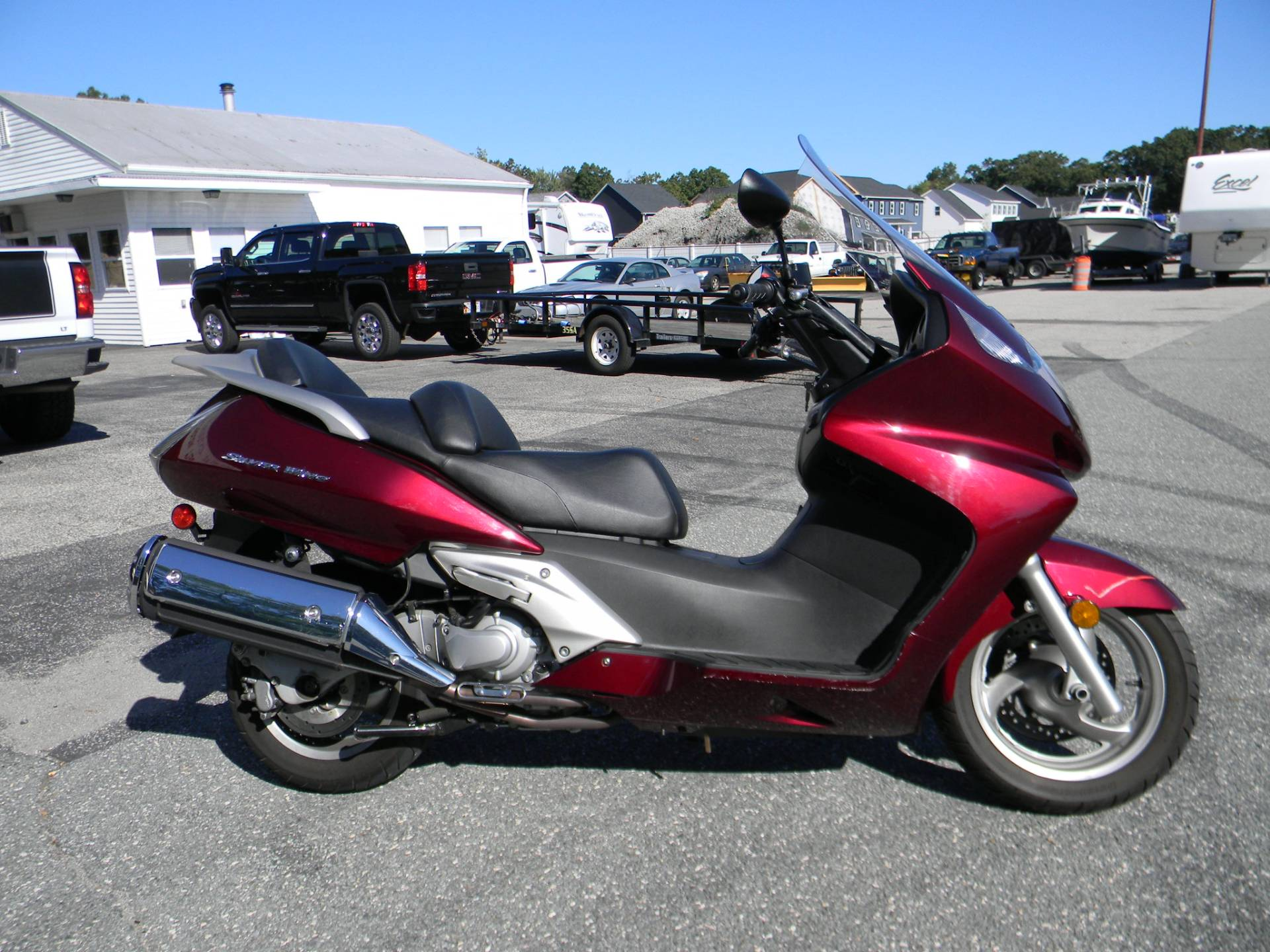 2009 Honda Silver Wing® in Springfield, Massachusetts - Photo 3