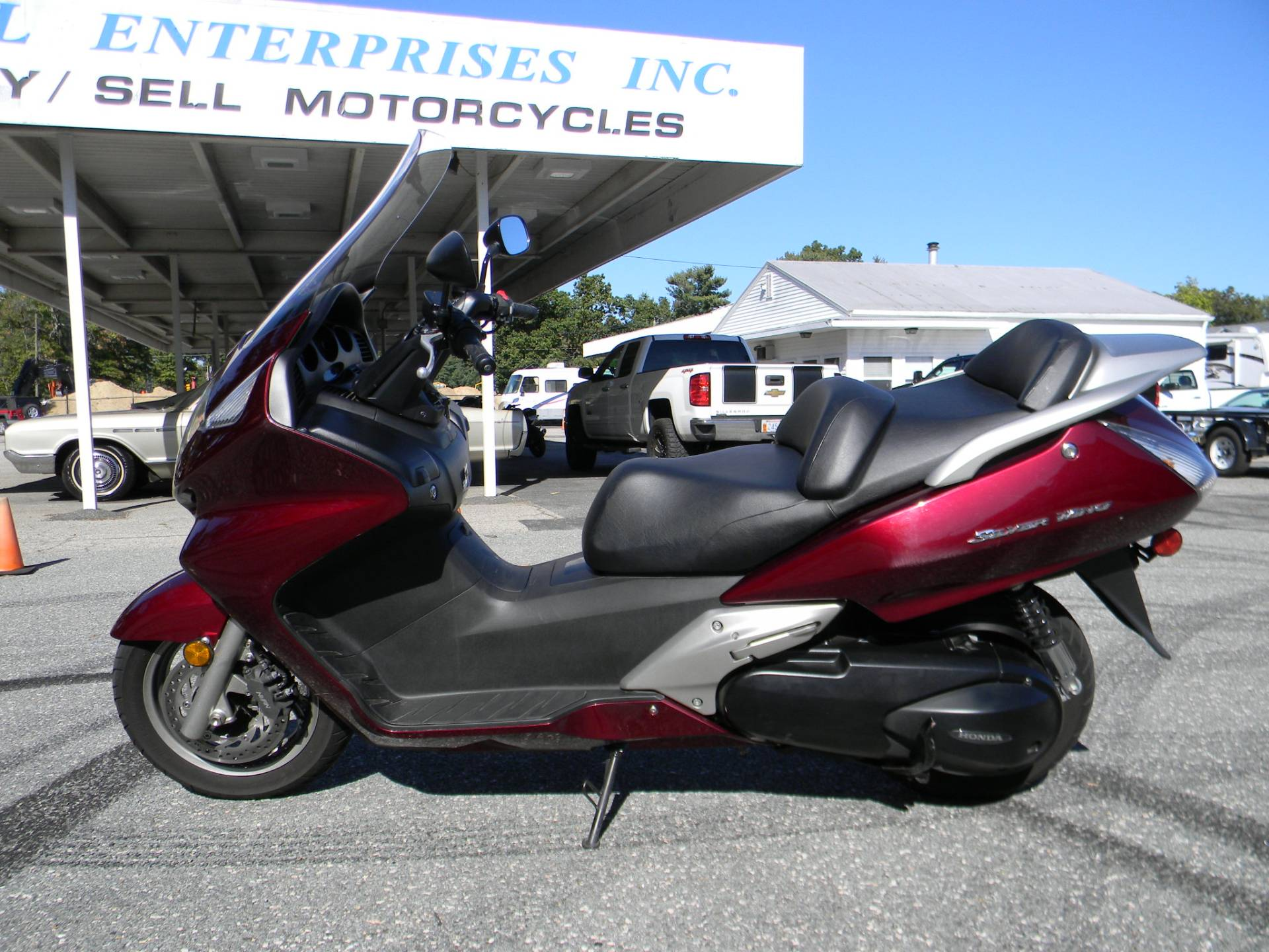 2009 Honda Silver Wing® in Springfield, Massachusetts - Photo 6