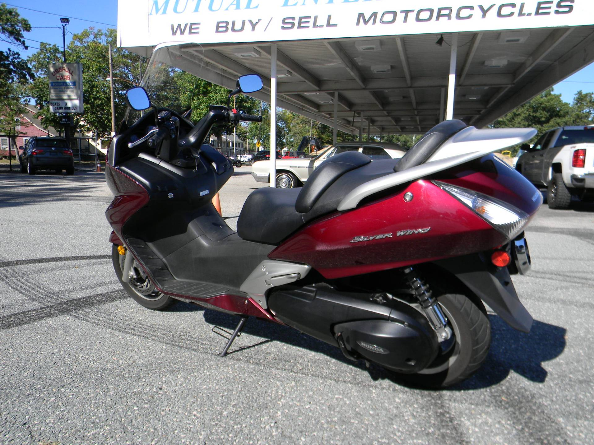 2009 Honda Silver Wing® in Springfield, Massachusetts - Photo 7