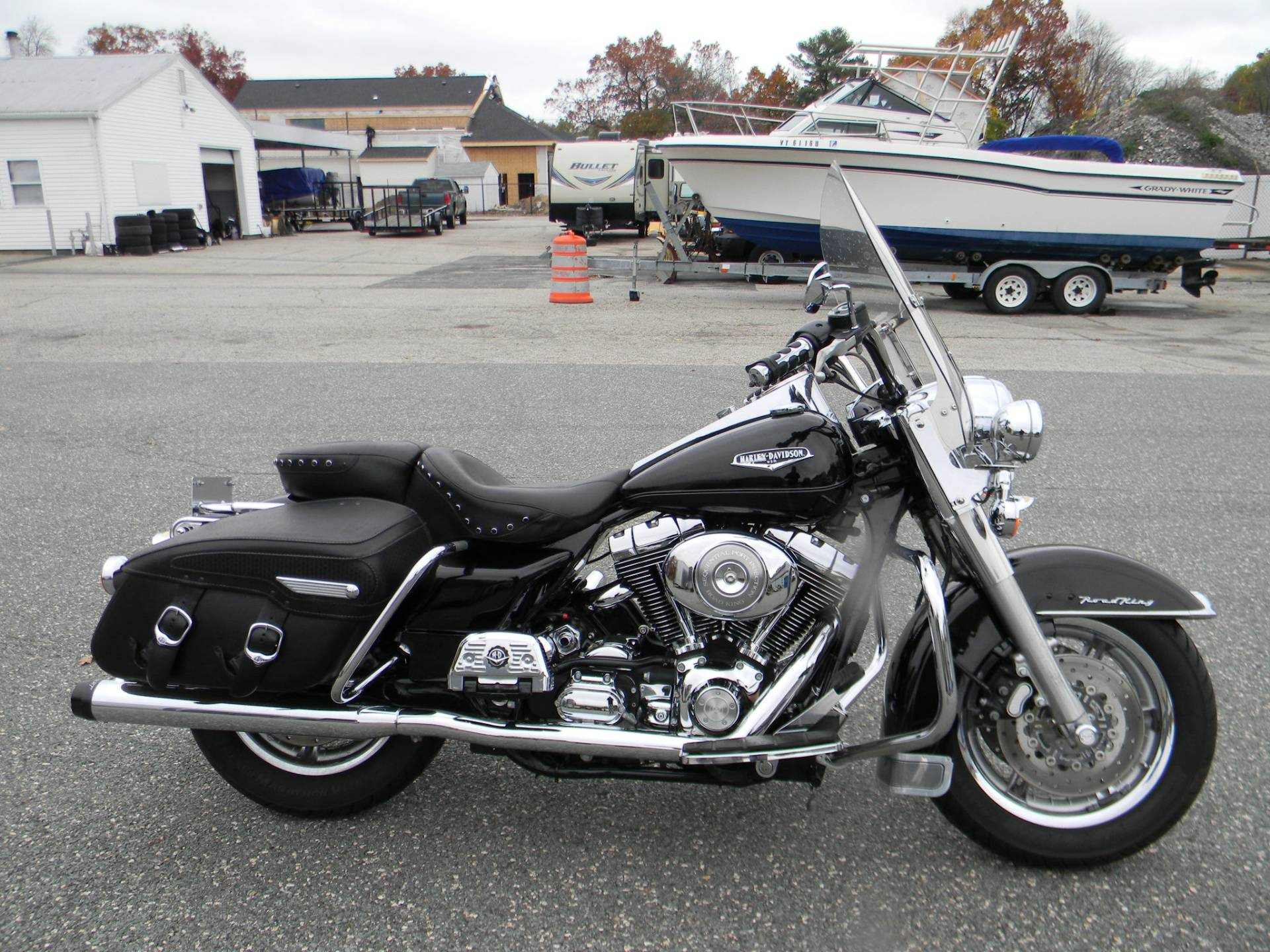2005 Harley-Davidson FLHRCI Road King® Classic in Springfield, Massachusetts - Photo 1