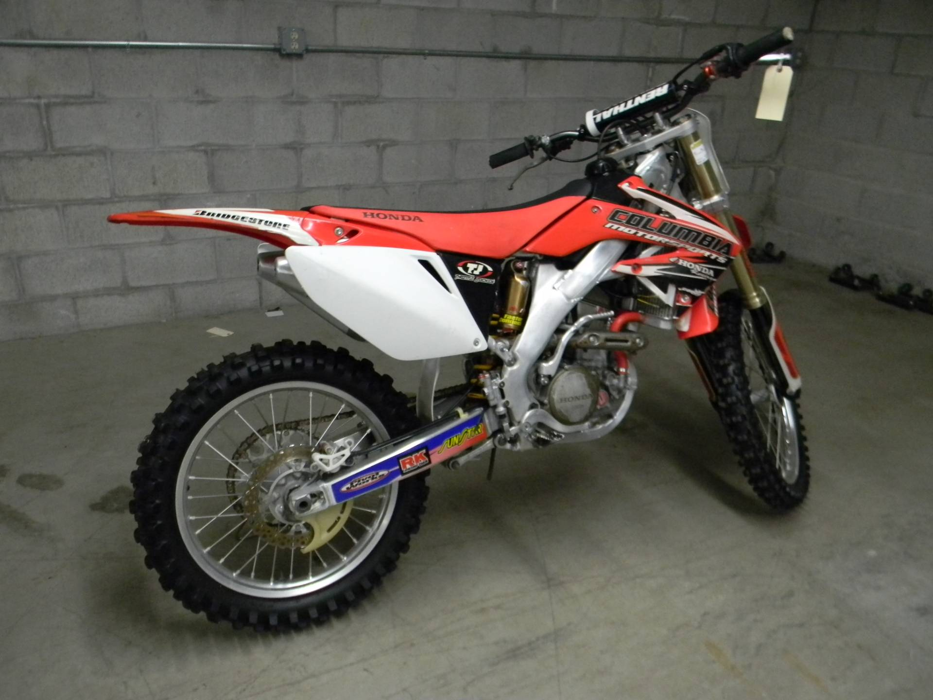 2008 Honda CRF®250R in Springfield, Massachusetts - Photo 3