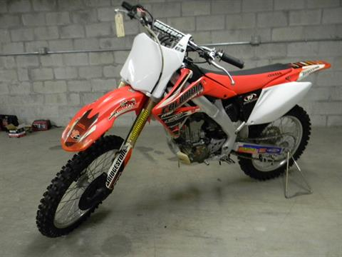 2008 Honda CRF®250R in Springfield, Massachusetts - Photo 4