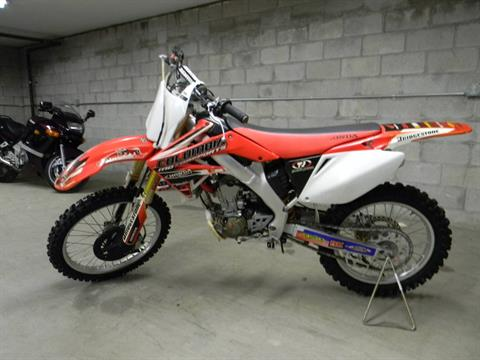 2008 Honda CRF®250R in Springfield, Massachusetts - Photo 5