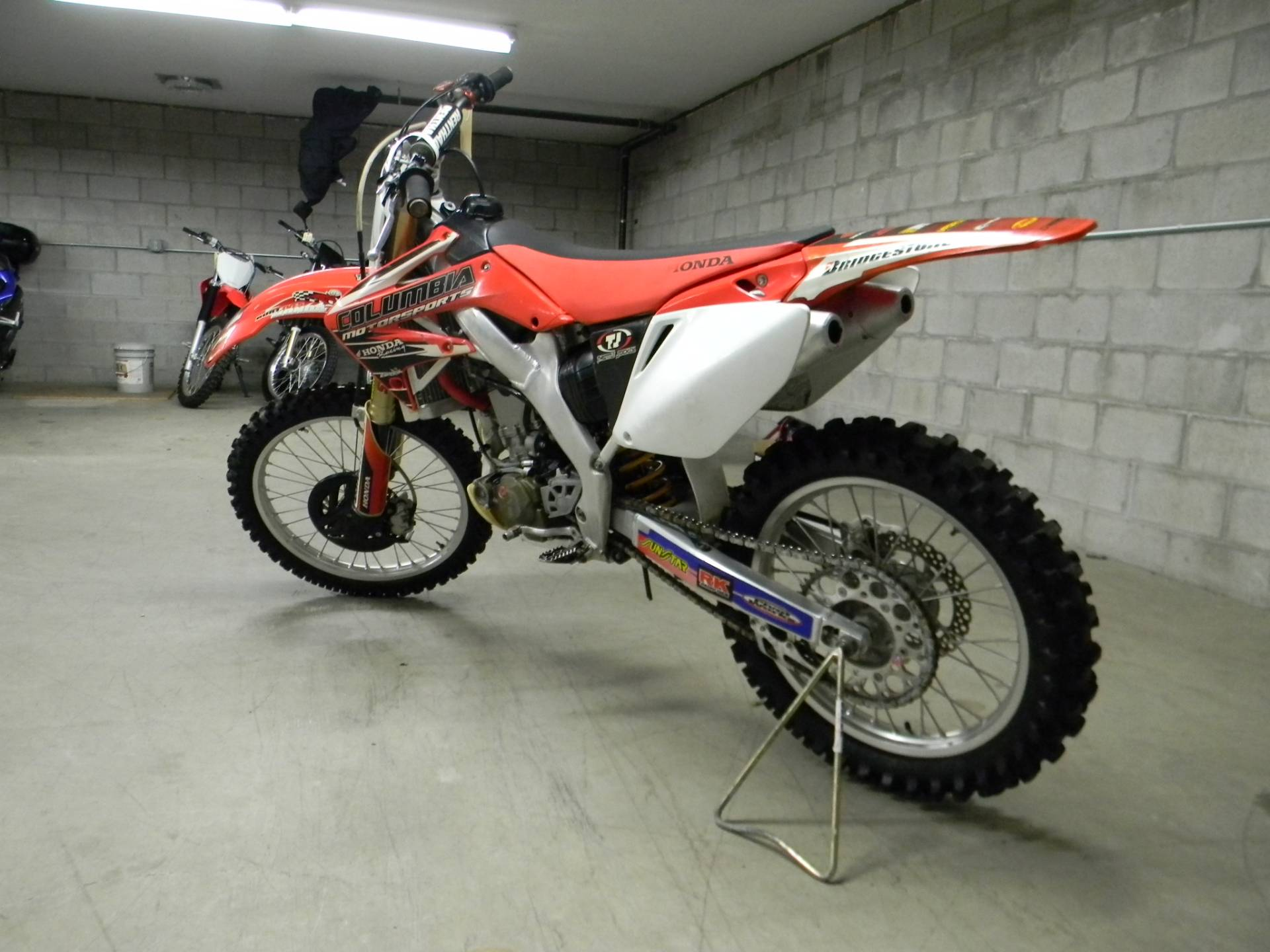 2008 Honda CRF®250R in Springfield, Massachusetts - Photo 6