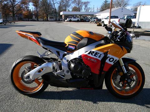 2009 Honda CBR®1000RR Repsol Edition in Springfield, Massachusetts