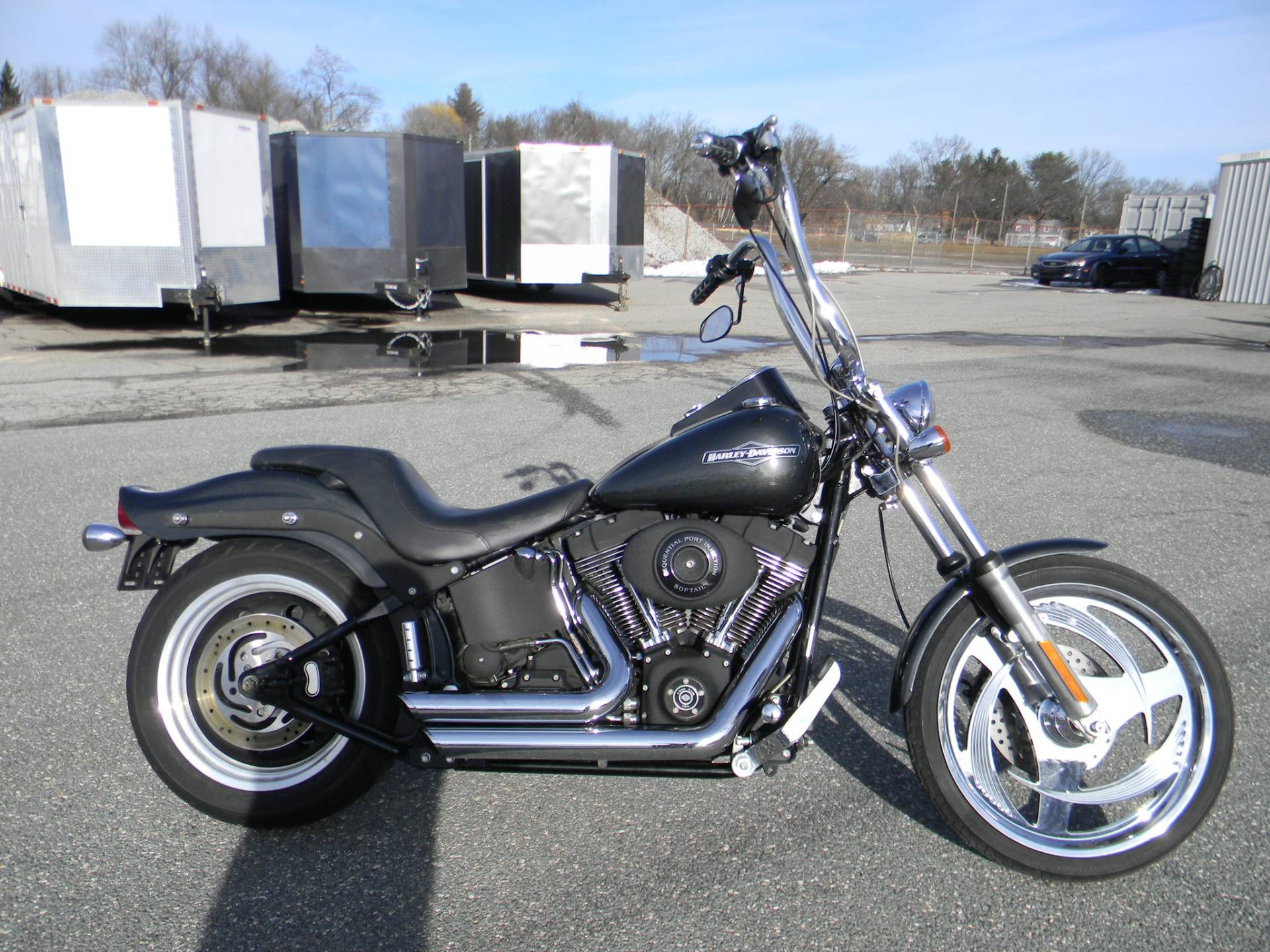2006 Harley-Davidson Softail® Night Train® in Springfield, Massachusetts