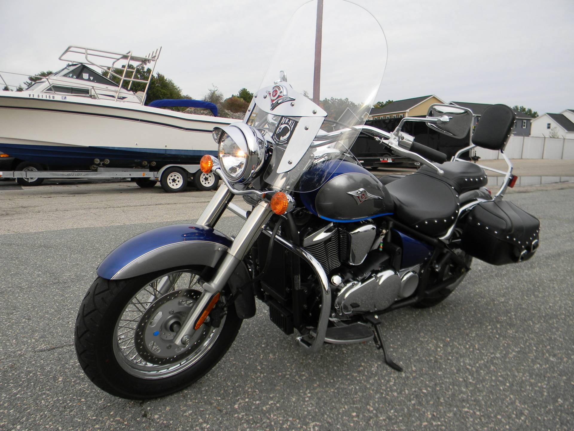 2010 Kawasaki Vulcan® 900 Classic LT in Springfield, Massachusetts - Photo 5