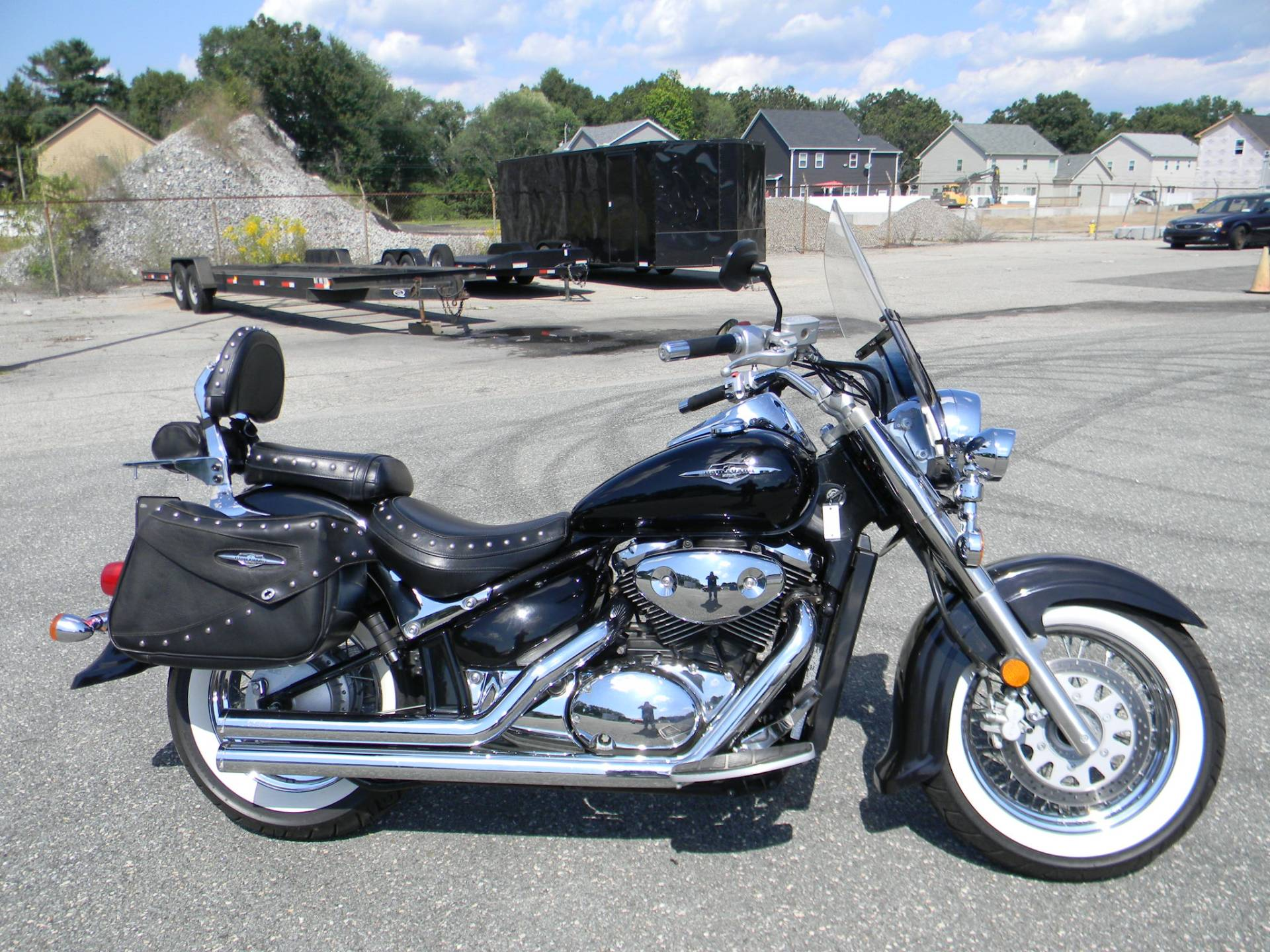 2007 Suzuki Boulevard C50 in Springfield, Massachusetts - Photo 1