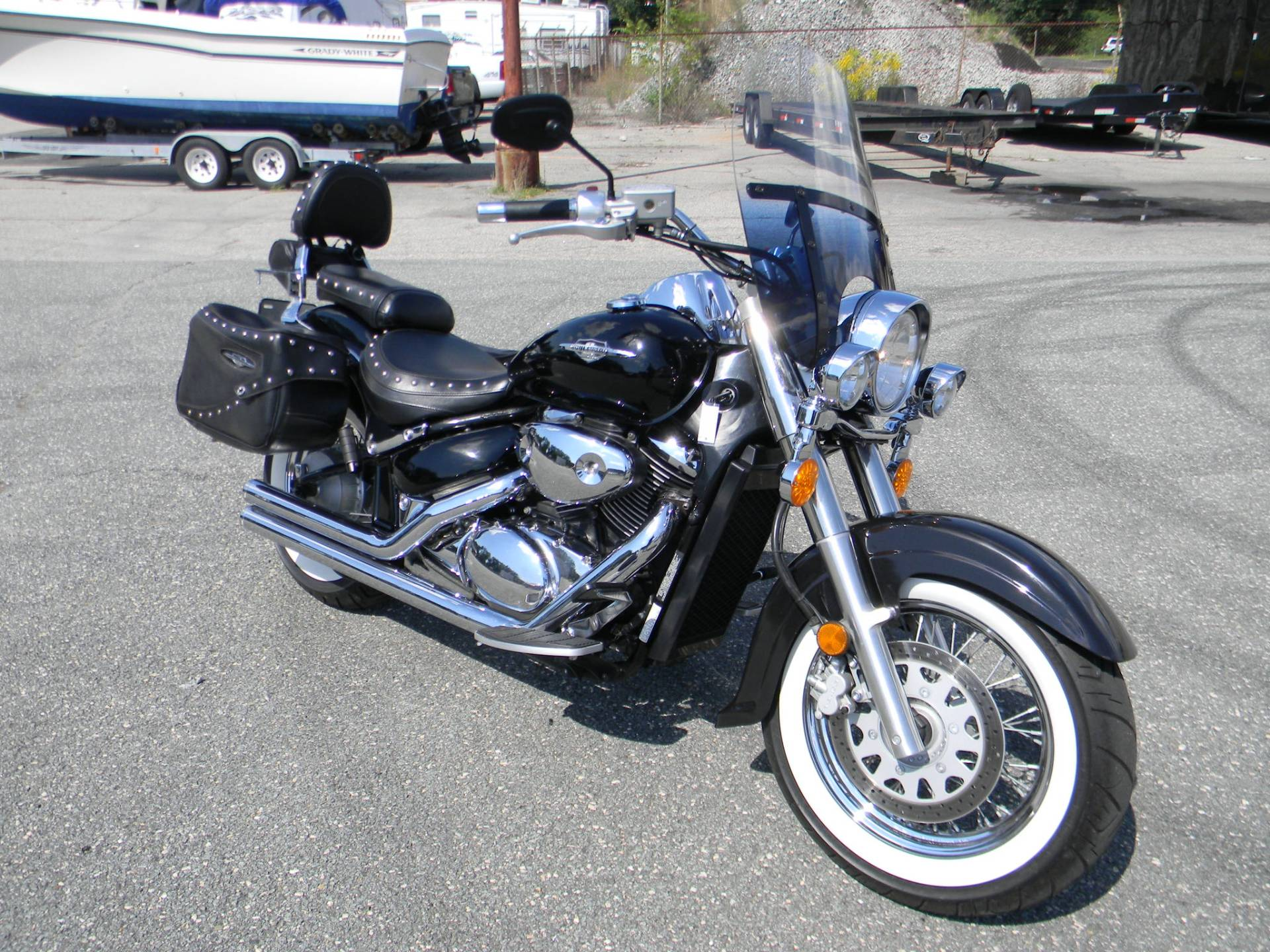 2007 Suzuki Boulevard C50 in Springfield, Massachusetts - Photo 2