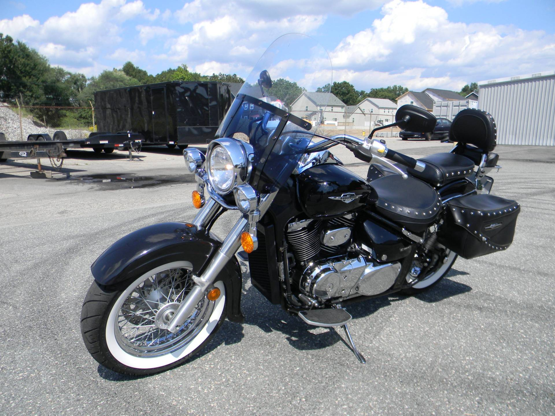 2007 Suzuki Boulevard C50 in Springfield, Massachusetts - Photo 5