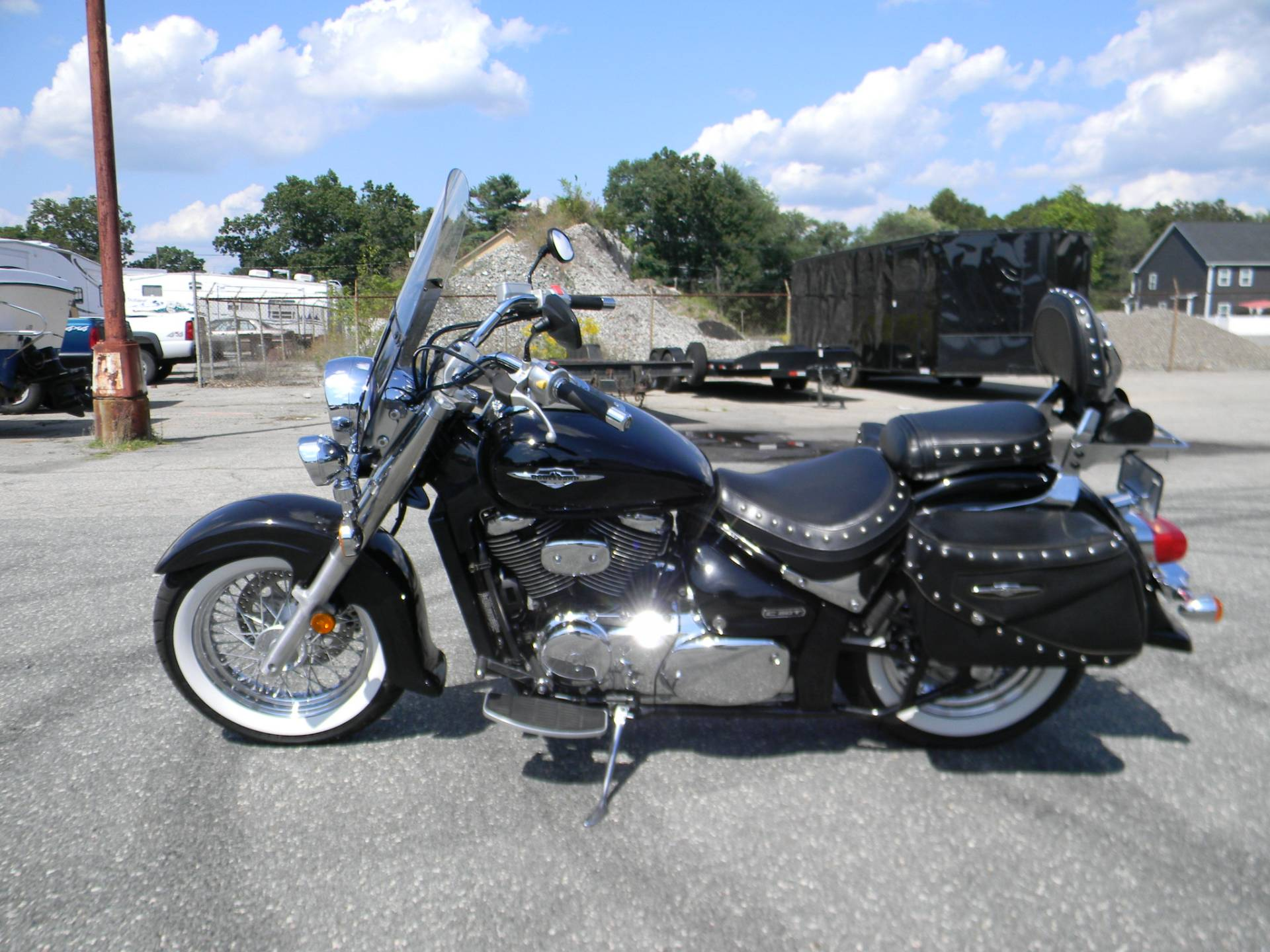 2007 Suzuki Boulevard C50 in Springfield, Massachusetts - Photo 6