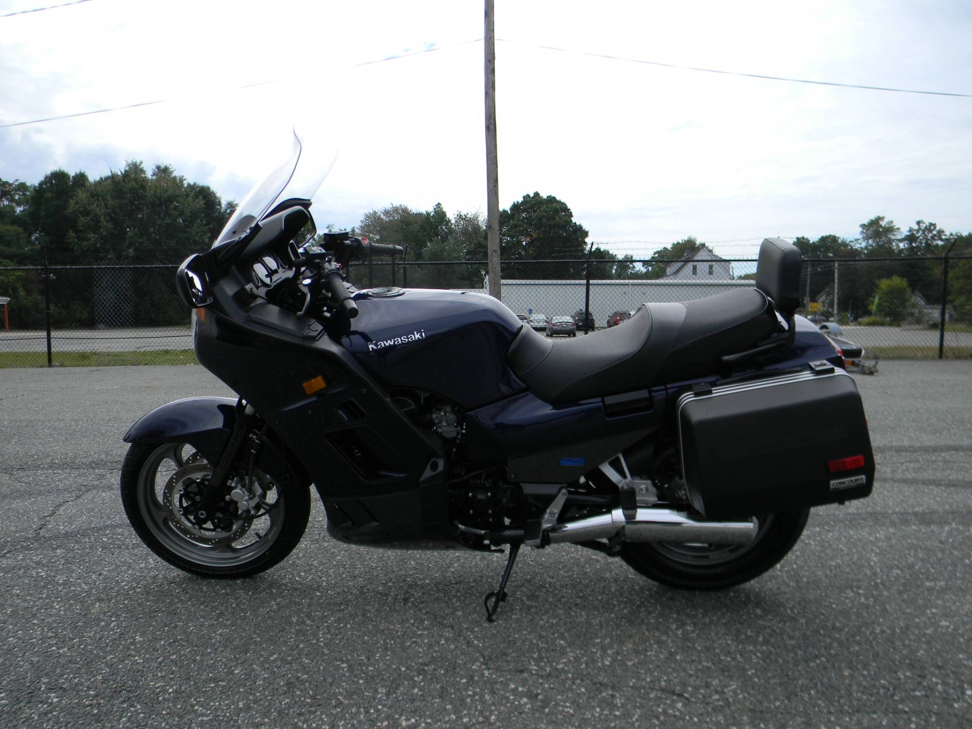 2006 Kawasaki Concours™ in Springfield, Massachusetts - Photo 5
