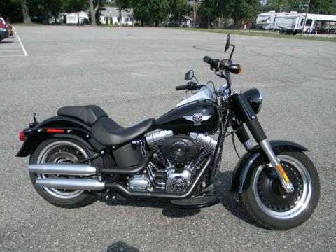 2014 Harley-Davidson Fat Boy® Lo in Springfield, Massachusetts