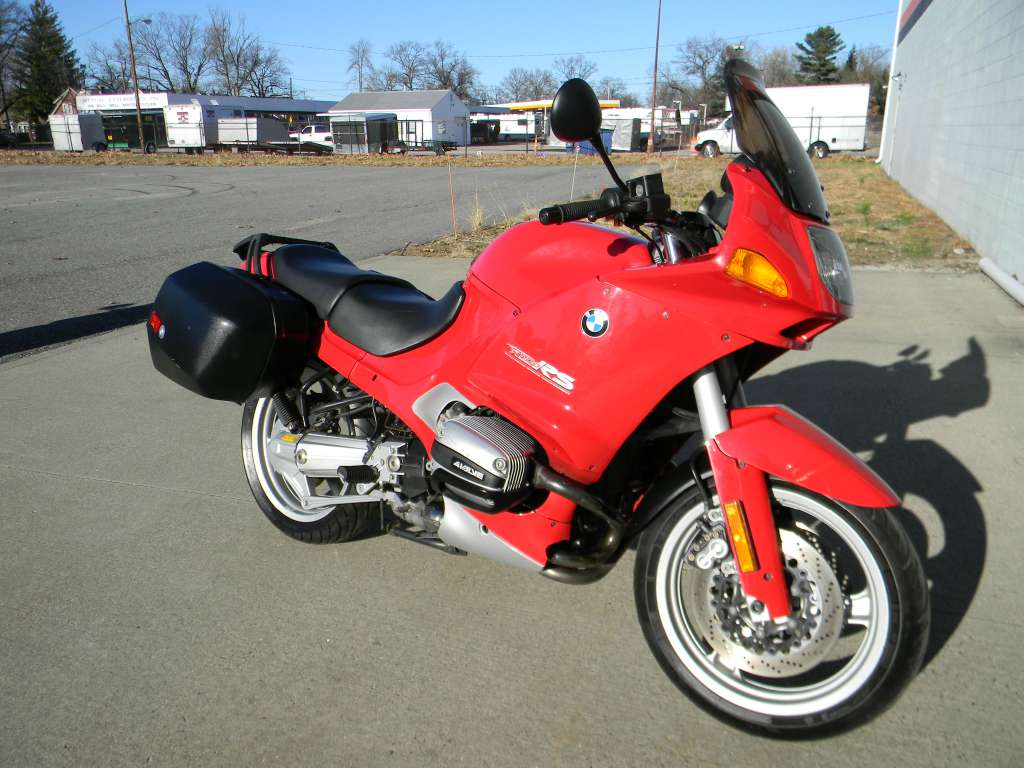1996 BMW R1100RS in Springfield, Massachusetts