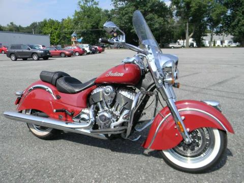 2014 Indian Chief® Classic in Springfield, Massachusetts