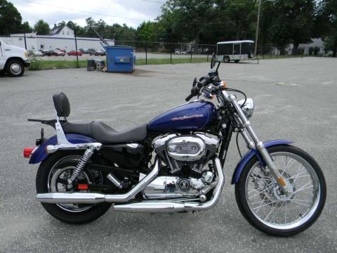 2007 Harley-Davidson Sportster® 1200 Custom in Springfield, Massachusetts