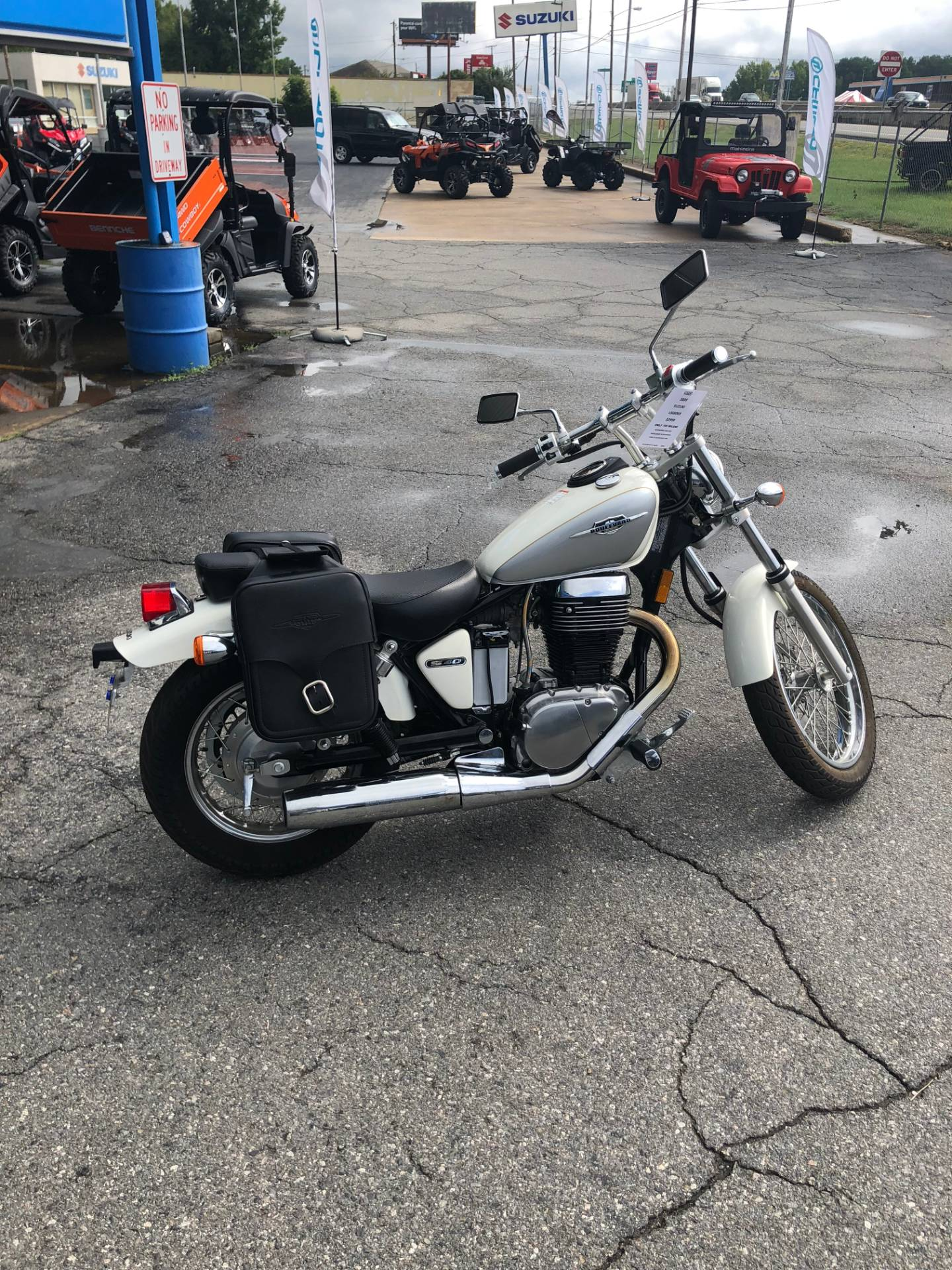 Used 2009 Suzuki Boulevard S40 | Motorcycles in Little Rock, AR ...