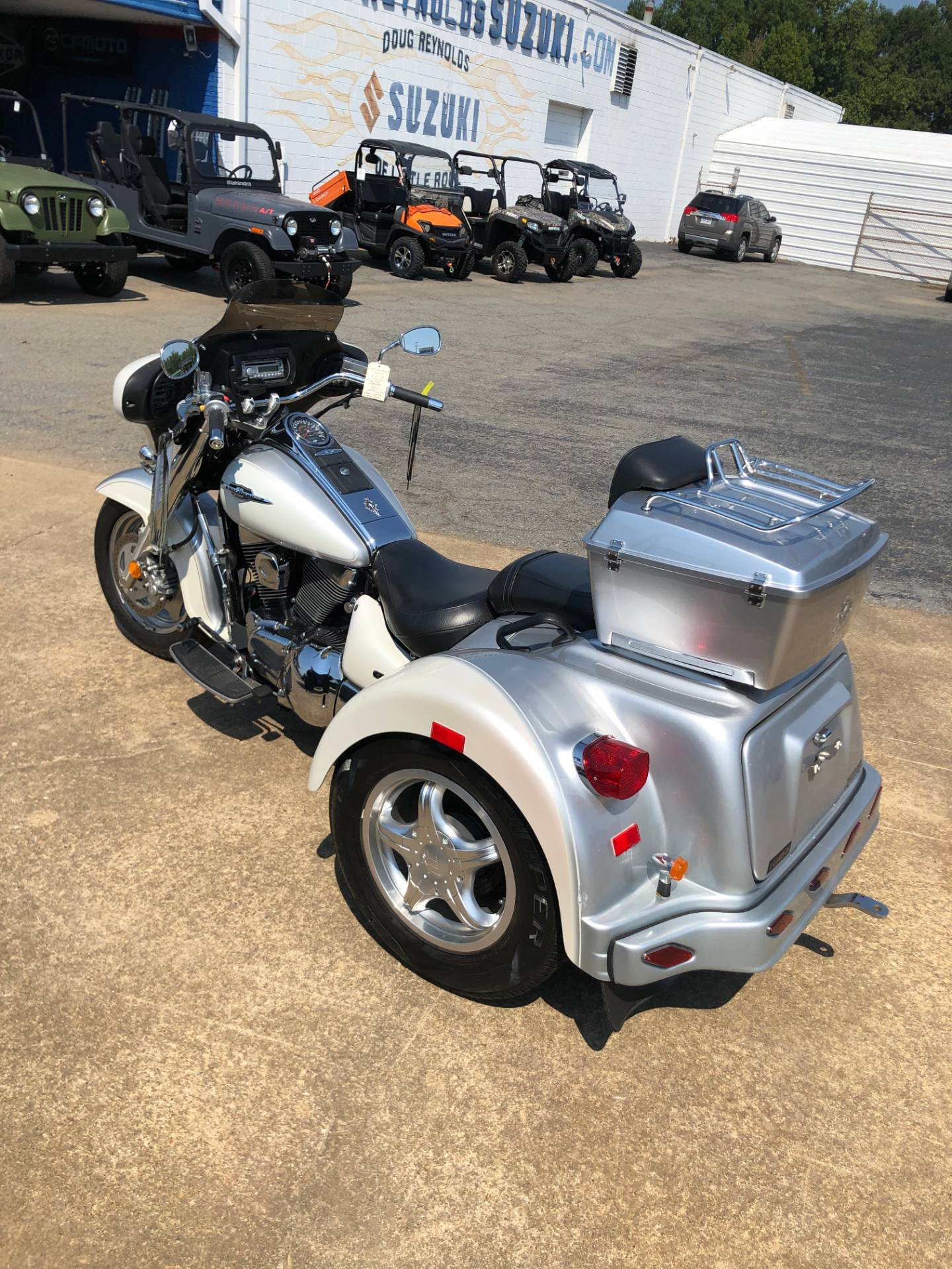 2007 Suzuki Boulevard C90T in Little Rock, Arkansas - Photo 2