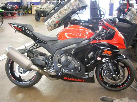 2016 Suzuki GSX-R1000 in Little Rock, Arkansas