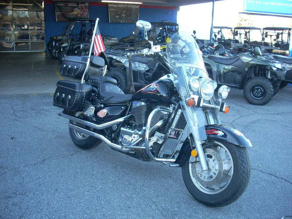 1998 Suzuki Intruder1500LC in Little Rock, Arkansas