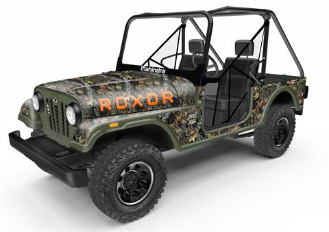 2019 Mahindra Automotive North America ROXOR in Little Rock, Arkansas