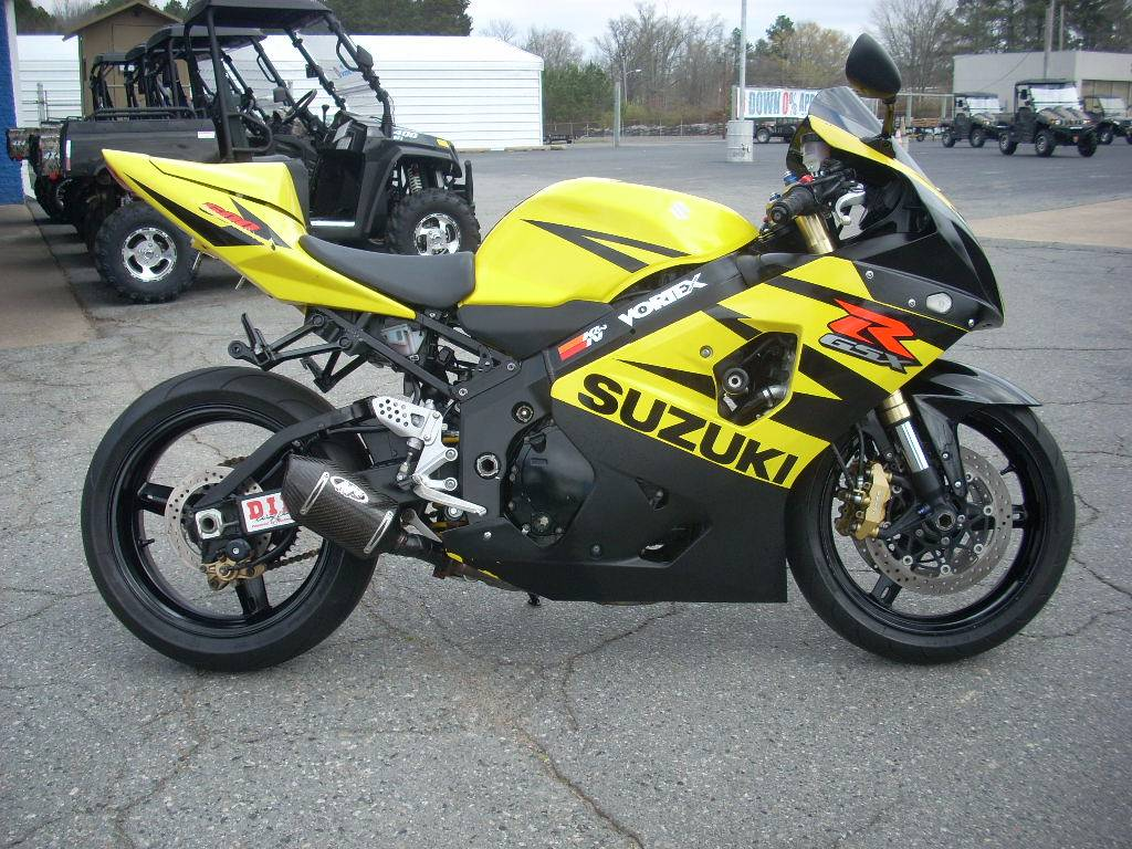 2005 GSX-R600