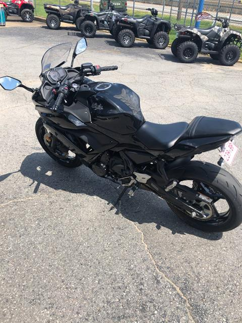 2017 Kawasaki Ninja 650 in Little Rock, Arkansas - Photo 3