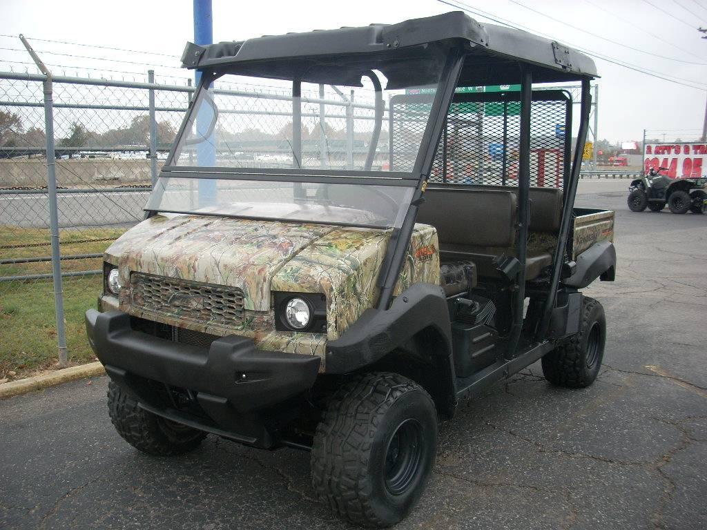 2012 Mule 4010 Trans4x4 Camo