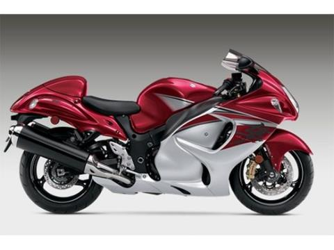 2016 Suzuki Hayabusa in Little Rock, Arkansas