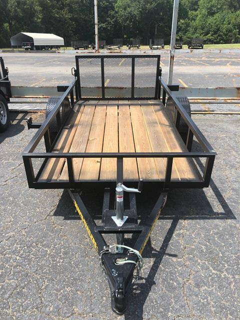 2019 Dakota 5X10 UTILITY TRAILER in Little Rock, Arkansas - Photo 1