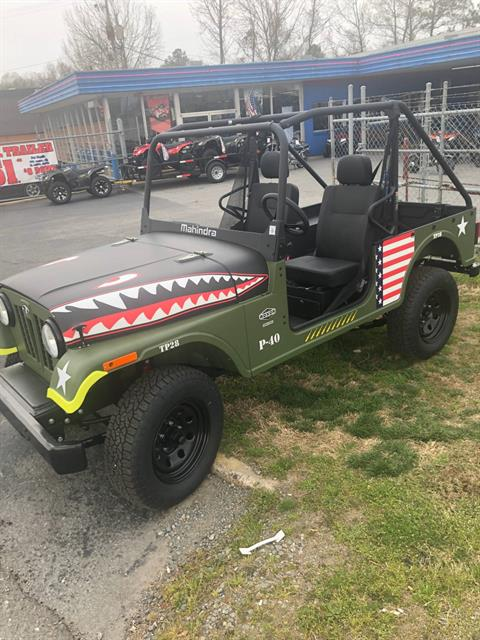 2019 Mahindra Automotive North America ROXOR Offroad in Little Rock, Arkansas
