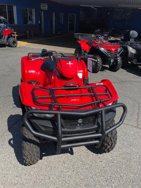 2018 Suzuki KingQuad 500AXi Power Steering in Little Rock, Arkansas - Photo 1