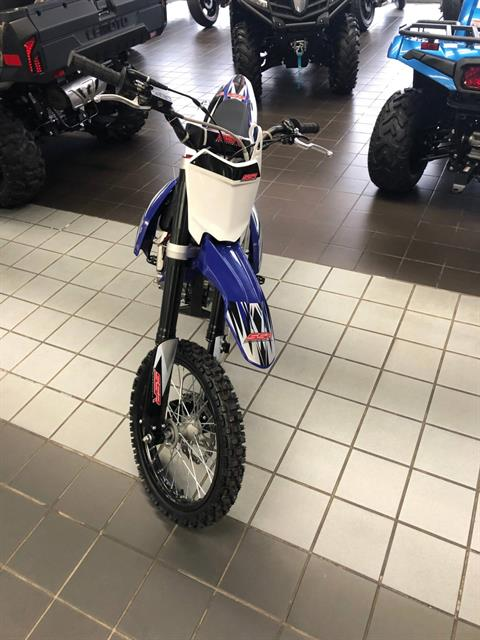 2019 SSR Motorsports SR150 in Little Rock, Arkansas