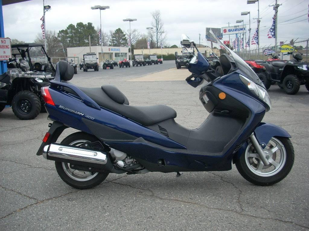 2003 Burgman 400