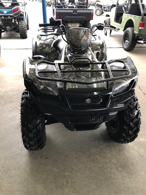 2016 Suzuki KingQuad 500AXi Power Steering in Little Rock, Arkansas