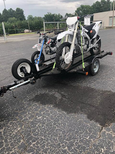 2006 Homemade Motorcycle Trailer in Little Rock, Arkansas