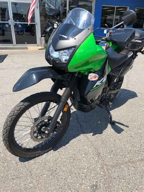 2015 Kawasaki KLR™650 in Little Rock, Arkansas