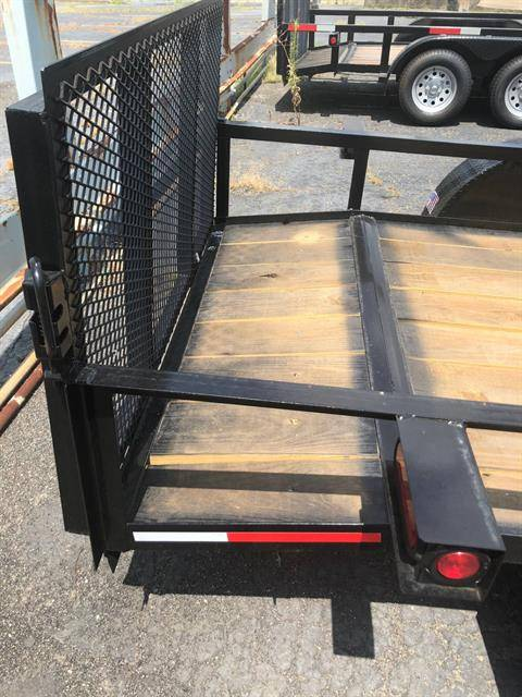 2019 Dakota 6X10 UTILITY TRAILER in Little Rock, Arkansas - Photo 2