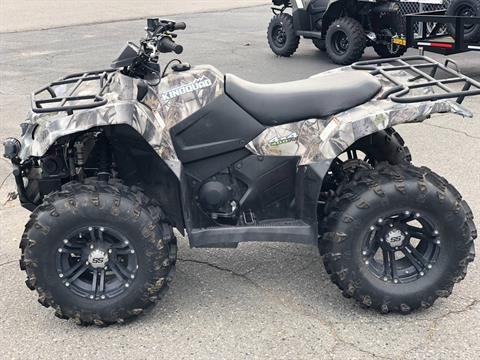 2013 Suzuki KingQuad® 400FSi Camo in Little Rock, Arkansas