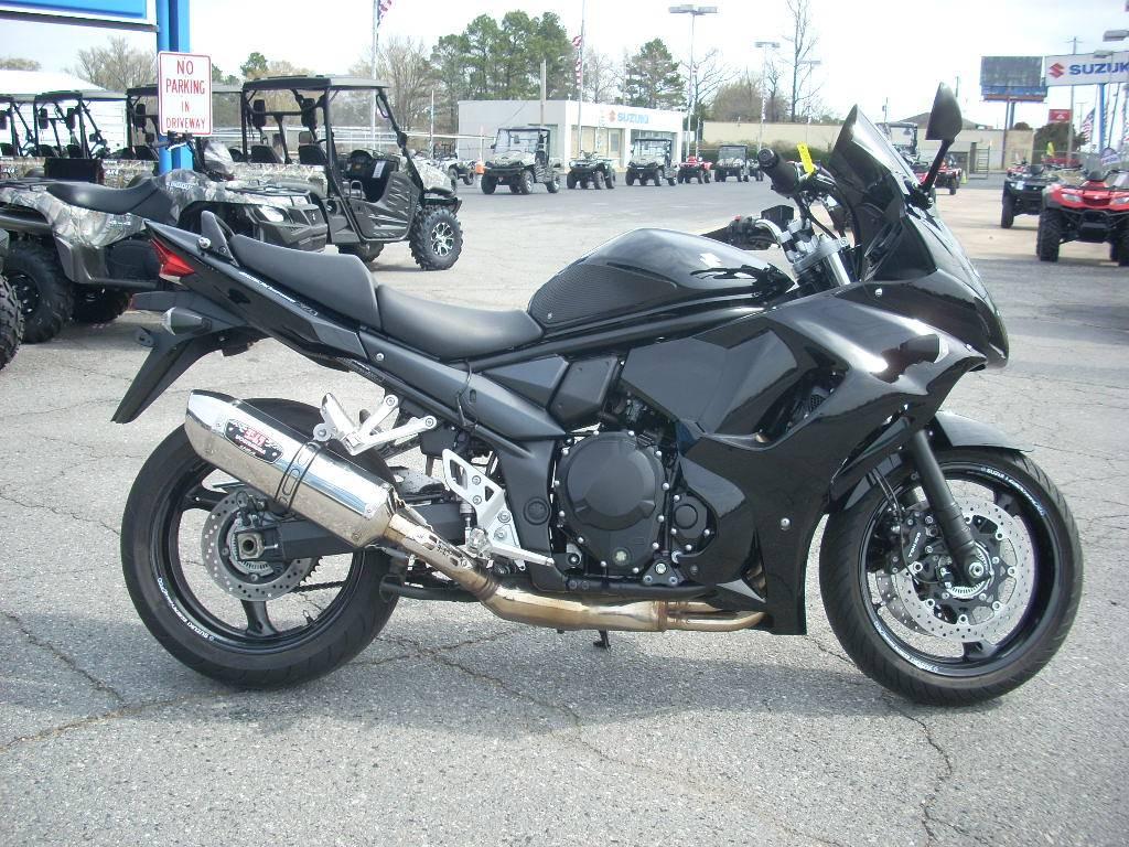 2011 GSX1250FA