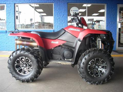 2013 Suzuki KingQuad® 500AXi Power Steering 30th Anniversary Edition in Little Rock, Arkansas