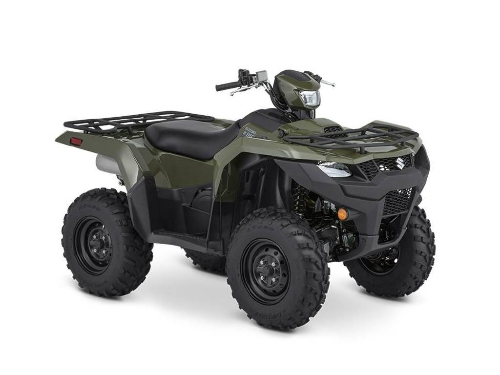 2019 Suzuki KingQuad 750AXi in Little Rock, Arkansas - Photo 1