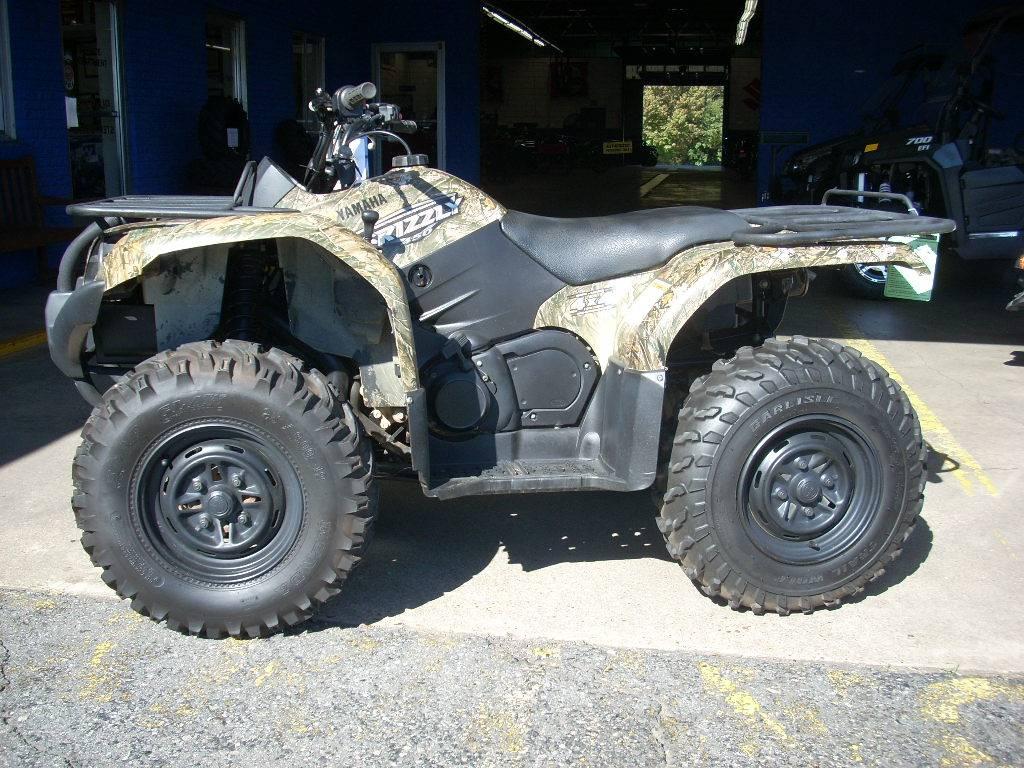 2008 Grizzly 450 Auto. 4x4