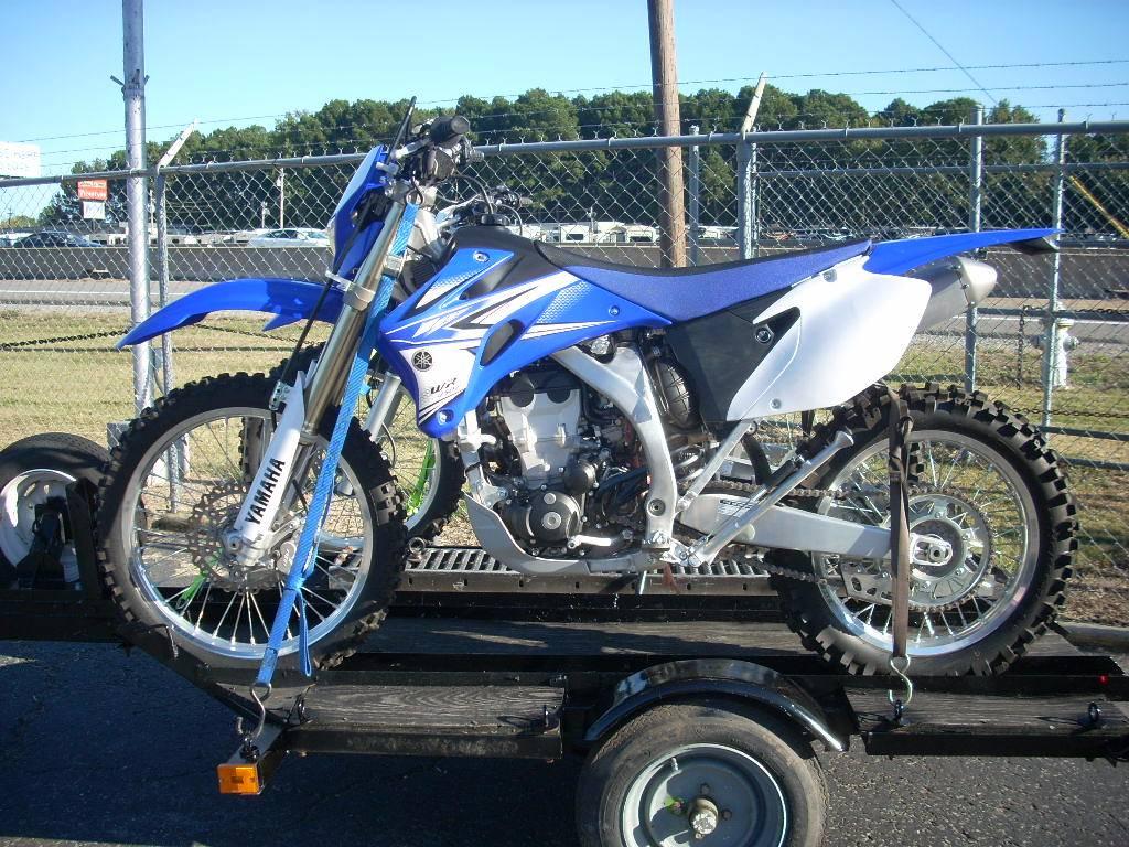 2011 WR450F