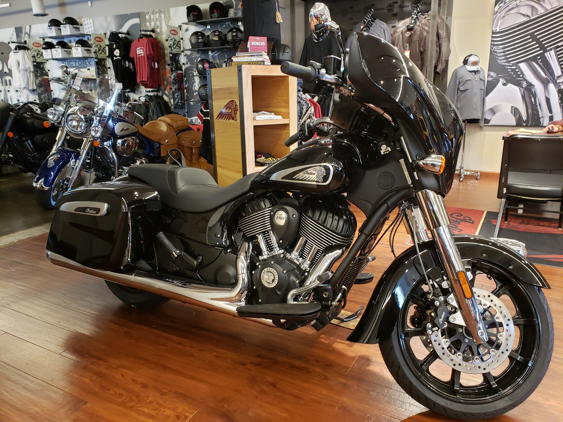 2021 Indian Chieftain® in Nashville, Tennessee - Photo 1