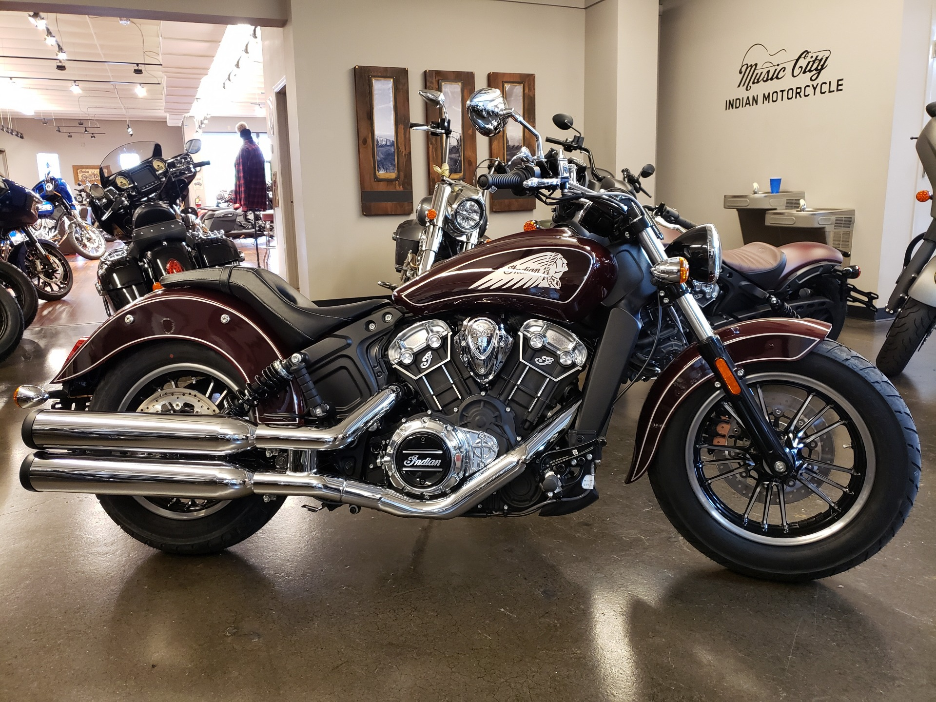 2021 Indian Scout® ABS in Nashville, Tennessee - Photo 1