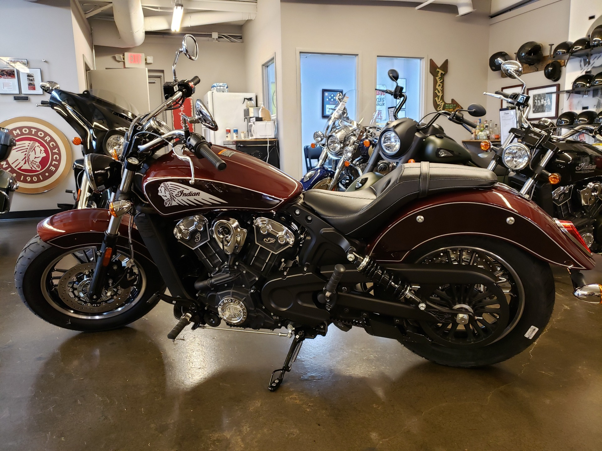 2021 Indian Scout® ABS in Nashville, Tennessee - Photo 3