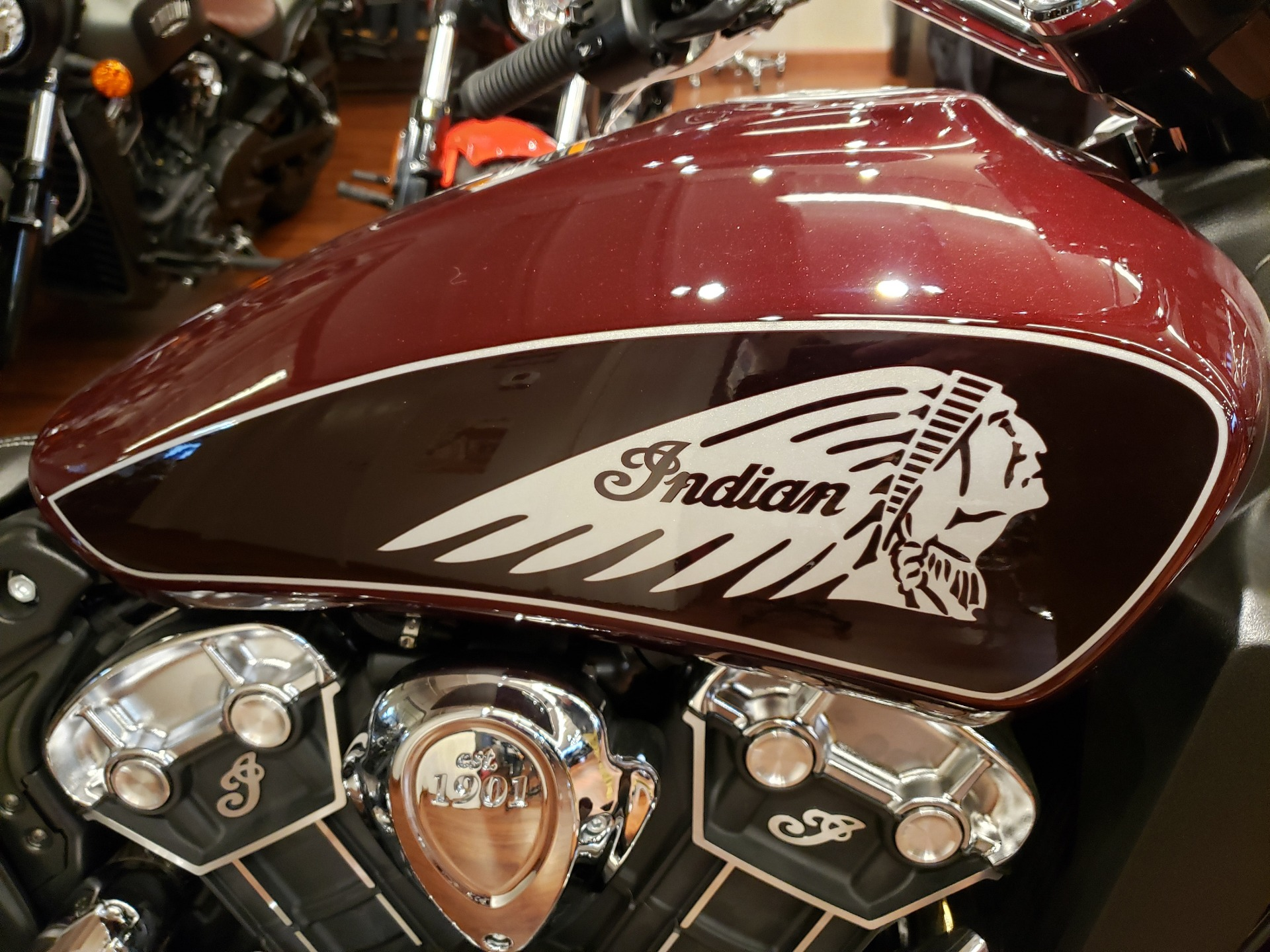 2021 Indian Scout® ABS in Nashville, Tennessee - Photo 4