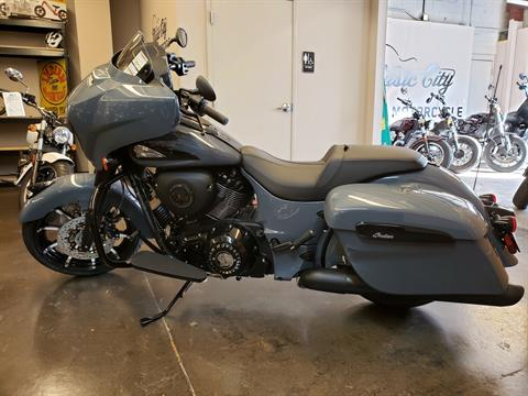 2021 Indian Chieftain® Dark Horse® Icon in Nashville, Tennessee - Photo 3